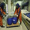Обезвреживание опасных отходов