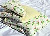 Одеяло комбинированное ткань хлопок с мехом, широкий выбор расцветок
