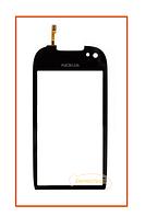 Сенсор (тачскрин) Nokia 701 Black Original