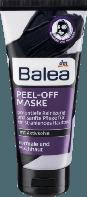 Отшелушивающая маска для лица Balea Peel-Off Maske, 100 ml.