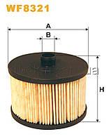 Фильтр топливный WIX WF8321 (PE816/5)