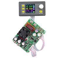 Набор для сборки ЛБП DPS5015 (понижающий DC-DC программируемый источник питания 0-50V 0-15A)