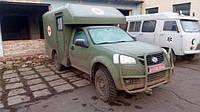 Публіці показали нові військові позашляховики «Богдан»
