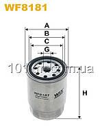 Фильтр топливный WIX WF8181 (PP845/1)