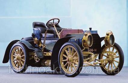 Mercedes Simplex 40 PS (1902 год — одна из первых моделей)