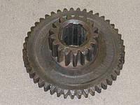 Блок шестерен 54-60630А вторичного вала  СК-5М НИВА