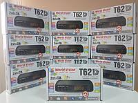 Т2 приставка World Vision T62D Dolby Digital DVB-T2
