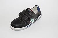 Детские туфли длямальчиков.(31-36)Black