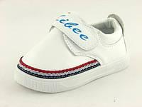 Детские кеды Clibee:D-503 Белый