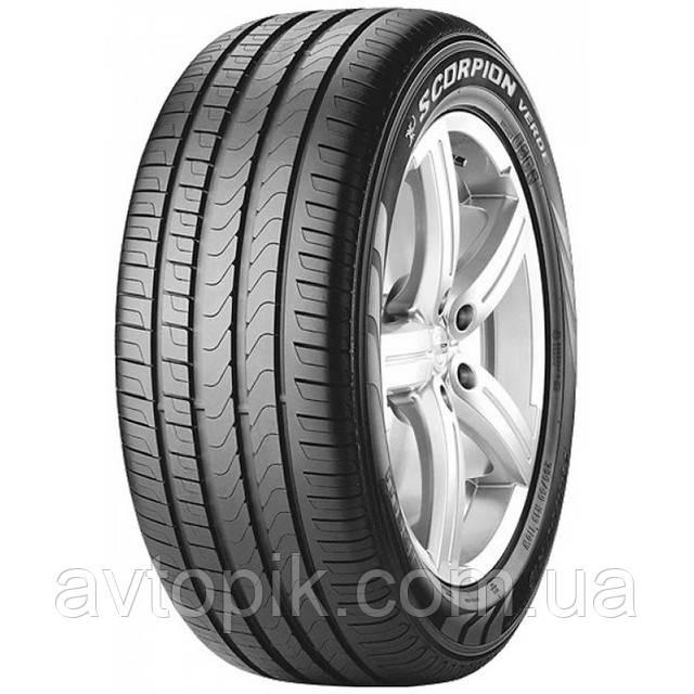 Літні шини Pirelli Scorpion Verde 225/55 R17 97H