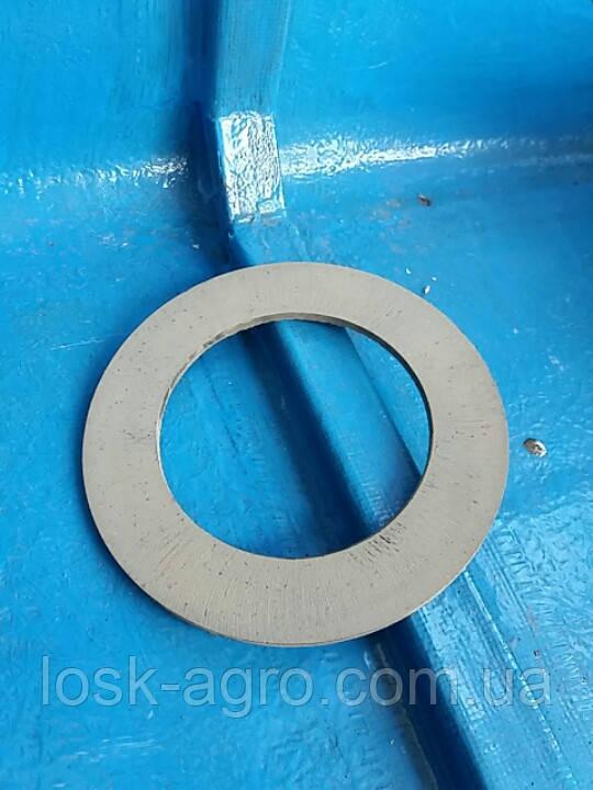 Накладка фрикционная предохранительного устройства (140*75*4)10.01.54.001 ДОН-1500