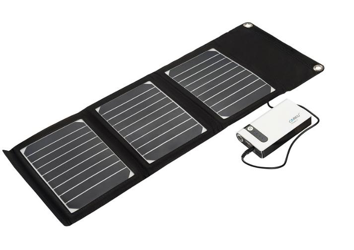 Солнечная панель SP для Carku