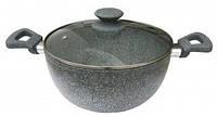 Кастрюля Con Brio Eco Granite 2410СВ (4 л, 24 см)
