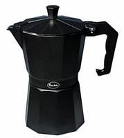 Гейзерная кофеварка алюминиевая Con Brio 6403СВ (150 мл)