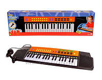 6835071 Электро синтезатор с микрофоном 63*18