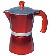 Гейзерная кофеварка Con Brio 6206СВ (300 мл)