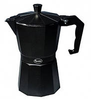 Гейзерная кофеварка алюминиевая Con Brio 6406СВ (300 мл)