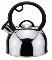 Чайник нержавеющий Con Brio 404СВ (2,5 л)