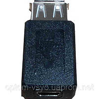Переходник USB AF (мама) / mini USB 5pF(мама)