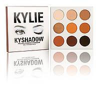 Тени Kylie Kyshadow The Bronze Palette