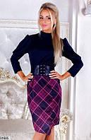 Женское платье с корсетом 31685 КТ-1397