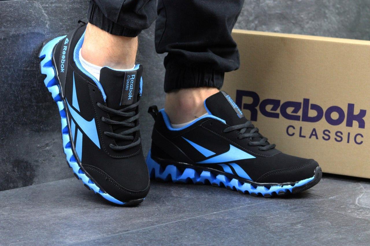 ee110c28 shock.org.ua | Мужские кроссовки Reebok Zignano черные 3003. Цена ...