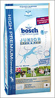 Bosch Junior Lamb & Rice (Бош Юниор Ягненок с рисом) 15 кг для щенков с чувствительным пищеварением