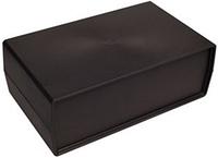 Корпус пластиковий Z-15, чорний (90х250х148)