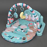 Коврик для младенца с музыкальной панелью и проектором HX 20105 A  ***