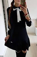Женское платье трапеция 31549  КТ-1404