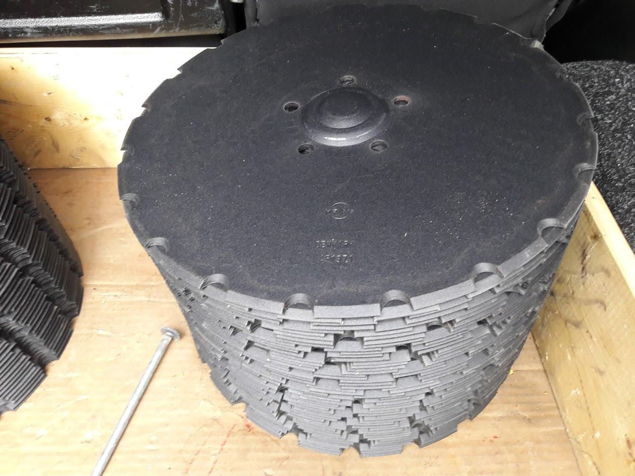 Диск плоский D-410 мм. 451371 Vaderstad