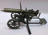Оригинальная зажигалка ( пулемет Максим)