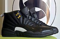 Мужские черные кроссовки Air Jordan XII Retro Jappaness Edition 130690-002