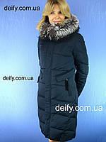 Пальто женское на тинсулейте (48-56), Symonder 7110-А, пуховики Hailuozi, Peercat, Meajiateer, Visdeer, Jarius
