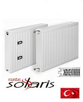 Стальной радиатор 22 т 500*500 Solaris (Mastas)