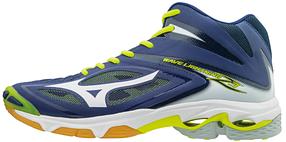 Кроссовки волейбольные Mizuno Wave Lightning Z3 Mid v1ga1705-71