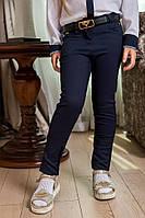 Школьные брюки для девочки 37- 0012, фото 1
