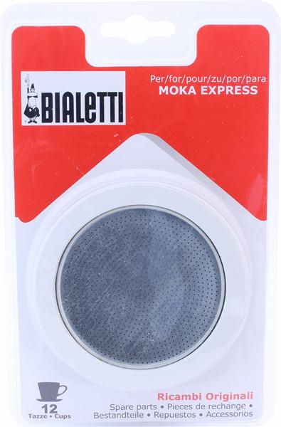 Комплект запчастей к гейзерной кофеварке Bialetti (12 чашек)