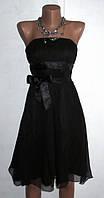 Роскошное Платье из Натурального Шелка от BCBA Размер: 42-S
