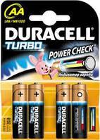 Duracell Turbo max минипальчик AAA LR03
