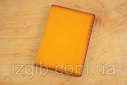 Обложка для блокнота формата А5  10558  Италия   Янтарь