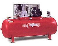 Компрессор поршневой с ременным приводом двухступенчатый FT 7.5/810/500 (OMA, Италия)