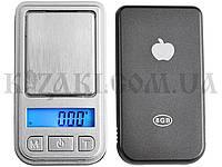 Весы электронные 200/0,01 г 6202-PA/MINI Scale