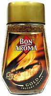 Кофе растворимый Bon Aroma Gold 200 грамм