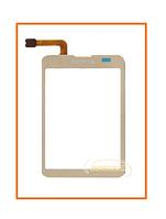 Сенсор (тачскрин) Nokia C3-01 Gold Original