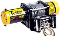 Лебедка T-Max ATV PRO 3500 / 12V (1.6T)