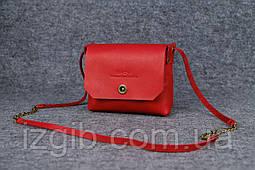 Сумочка «Итальянка»   11214   Красный