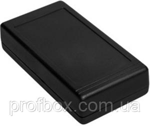 Корпус пластиковий Z-34, чорний (28,2х67,6х129,3)