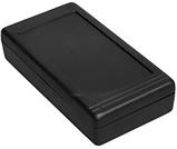 Корпус пластиковий Z-34, чорний (28,2х67,6х129,3), фото 2