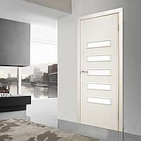 Двери межкомнатные Аккорд 3  полотно остекленное сосна сицилия